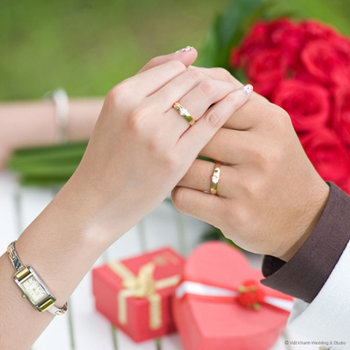 Kết quả hình ảnh cho những lưu ý khi chọn nhẫn cưới
